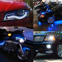 tips para decorar autos con tiras led